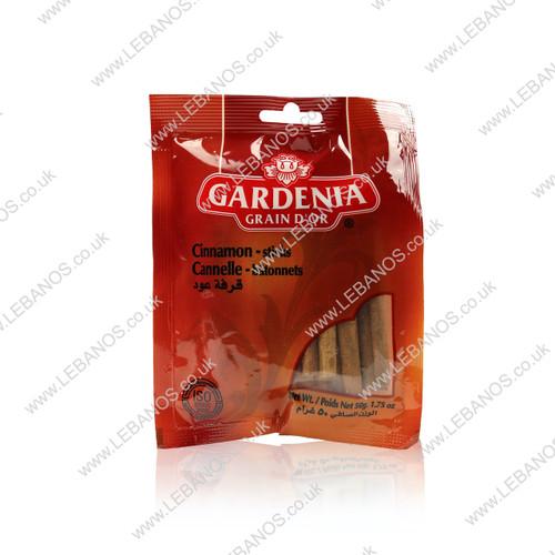 Cinnamon Sticks - Gardenia - 12x50g