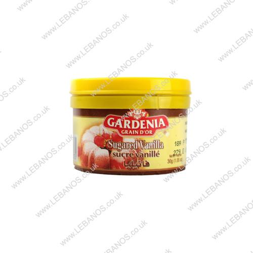 Sugared Vanilla - Gardenia - 12 x 30g