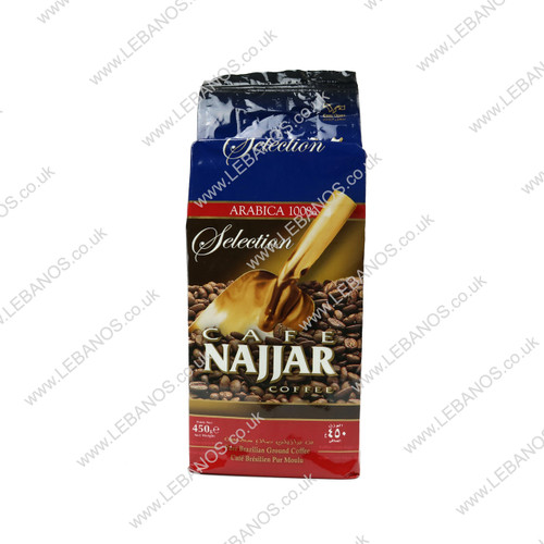 Coffee Plain - Najjar - 10 x 450g
