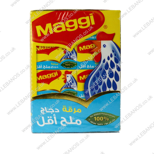 Chicken  Stock Cube/Halal - Maggi - 24 x 44g