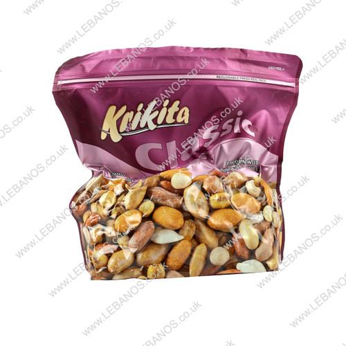 Classic Mix Nuts Bag - Krikita - 10x300g