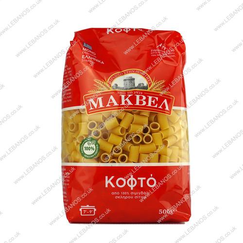 Ditali Makbea Pasta 12x500g