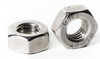 Stainless Metric Hex Nuts - Fine Pitch