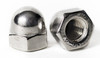 Stainless Metric Acorn (Cap) Nuts