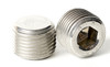 Stainless Socket Pipe Plugs