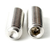 1/4-28 Stainless Socket Set Screw - Cup Point