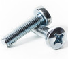 M3 x 0.5 Phillips Pan Head Machine Screw