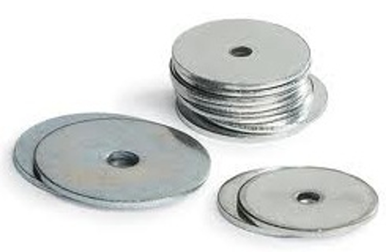 Qty 250 Stainless Steel Fender Washer #10 x 1-1//4