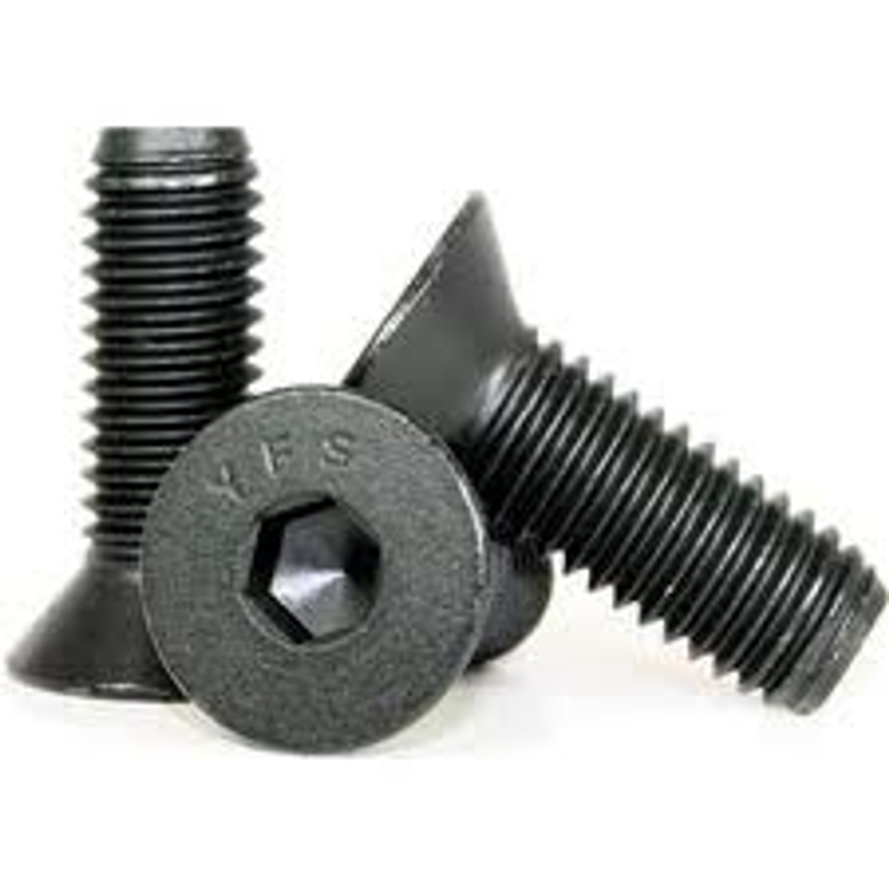 100 each Flat Head Socket Cap Screw 8-32 x 5//8