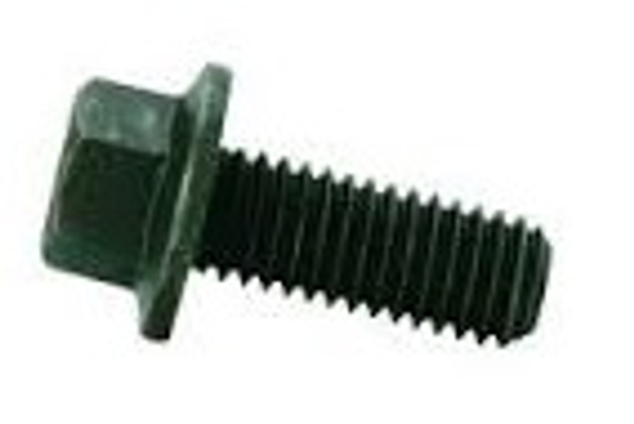 2 lock nuts 2 Washers, M12-1.75 x 110 Metric Hex Flange Bolts DIN 6921 4