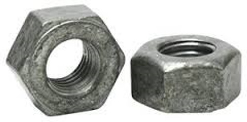 Qty 30 Hex Bolt M16 16mm x 120mm Galvanised Nut Galv Treated Pine HDG