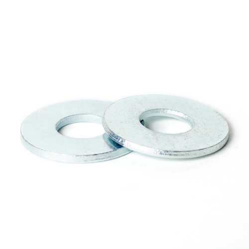 """Pack of 5 Black Aluminum Spoiler Washer 1-1//4/"""" with 1//4/""""/"""" Tapered Hole"""