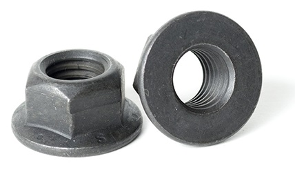 Grade 8 (G) Flange Torque Lock Nuts | Hex Flange Bolts | The