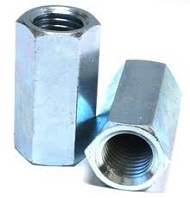 Hex Rod Coupling Nuts | Coupling Nut Supply | The Nutty