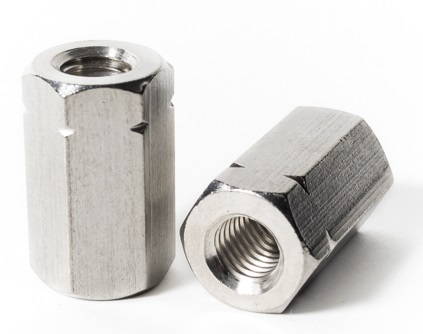 Stainless Metric Hex Rod Coupling Nuts | Hex Rod Nuts | The