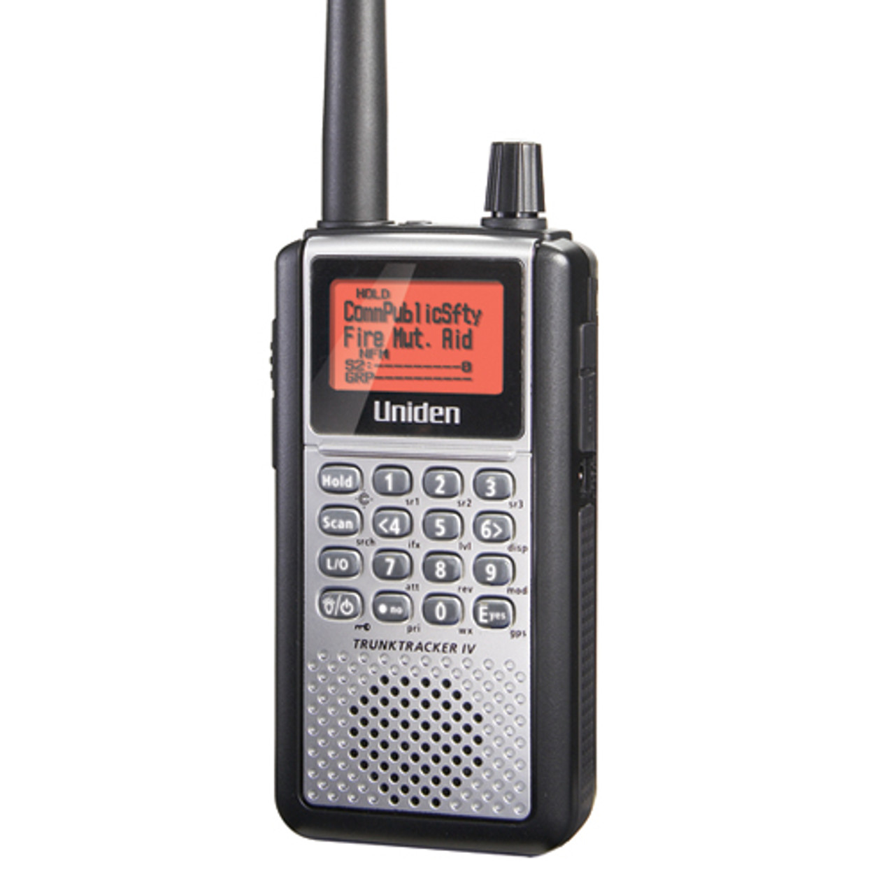 Uniden Bearcat BC75XLT Compact Handheld Scanner VHF//UHF Systems