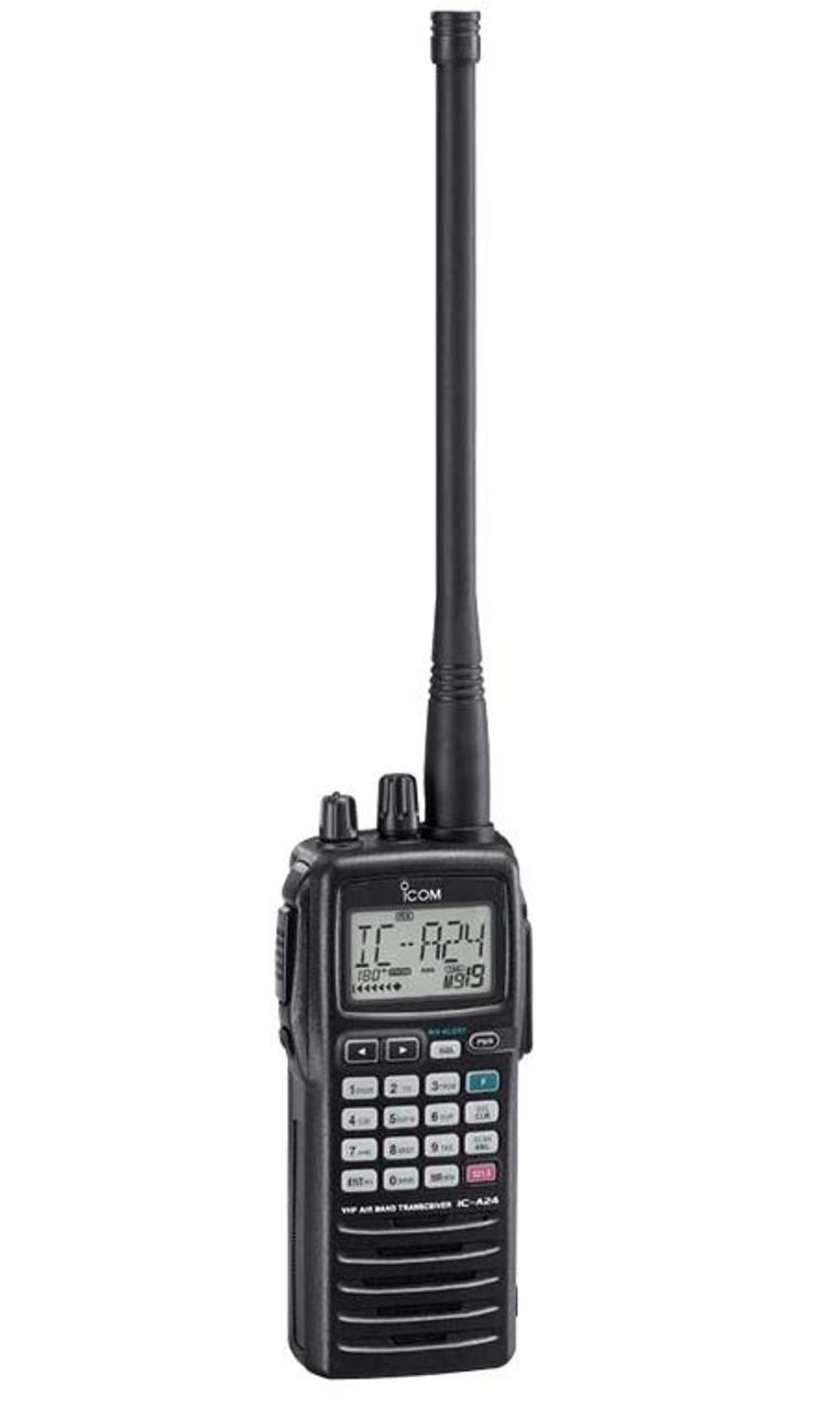 ICOM A24 01 VHF Air Band Radio