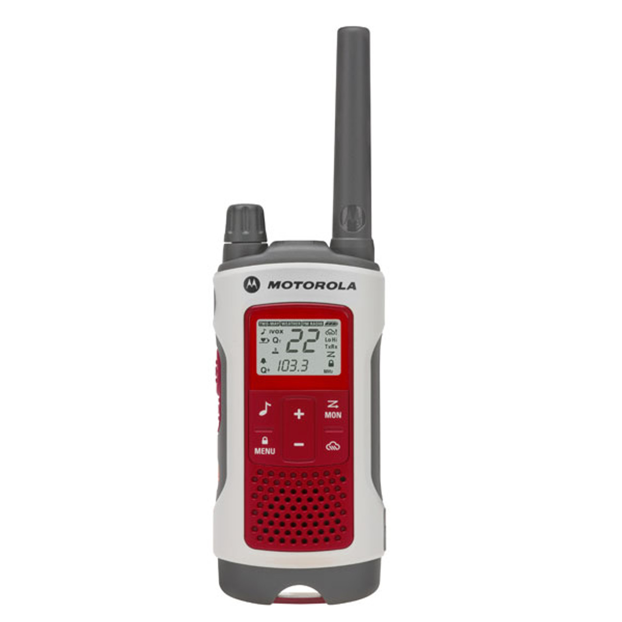 Motorola T480 Talkabout FRS GMRS Radio