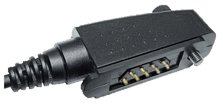 ICOM S8 connector