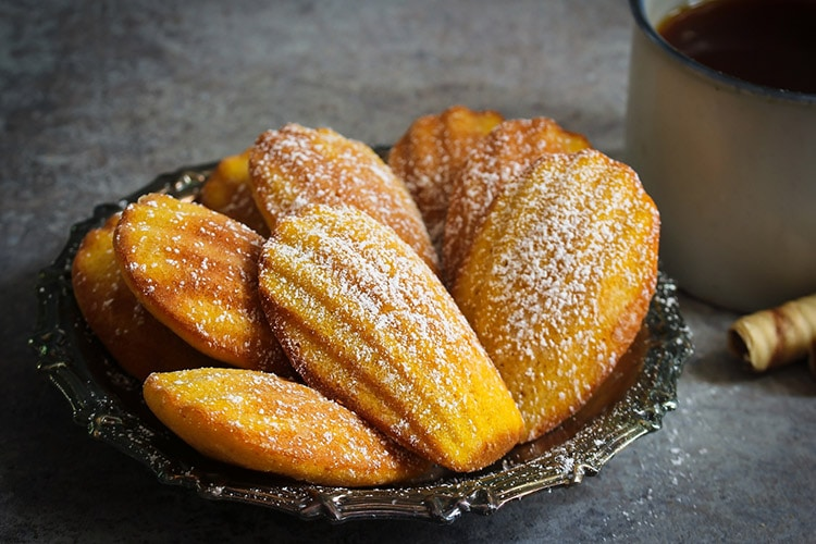 French madeleines - My French Recipe