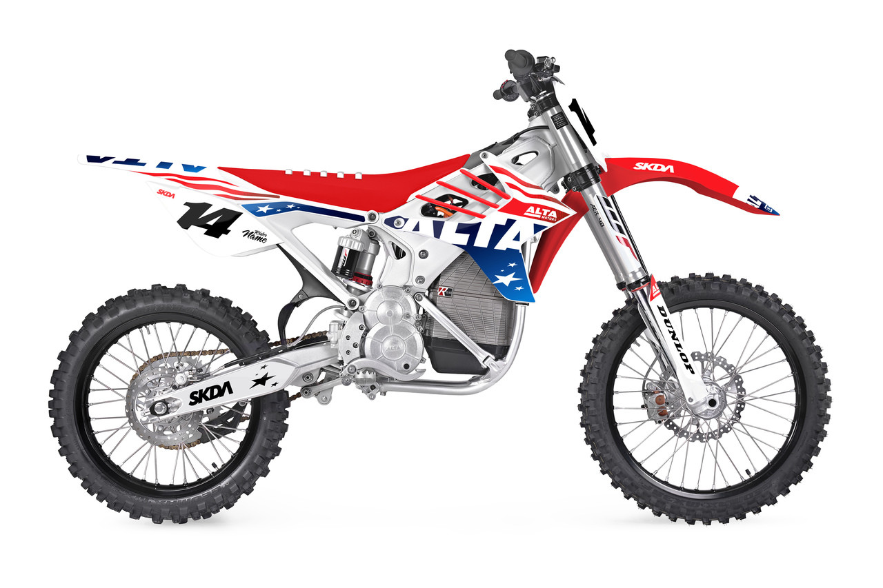 LIBERTY ALTA Full Graphics Kit