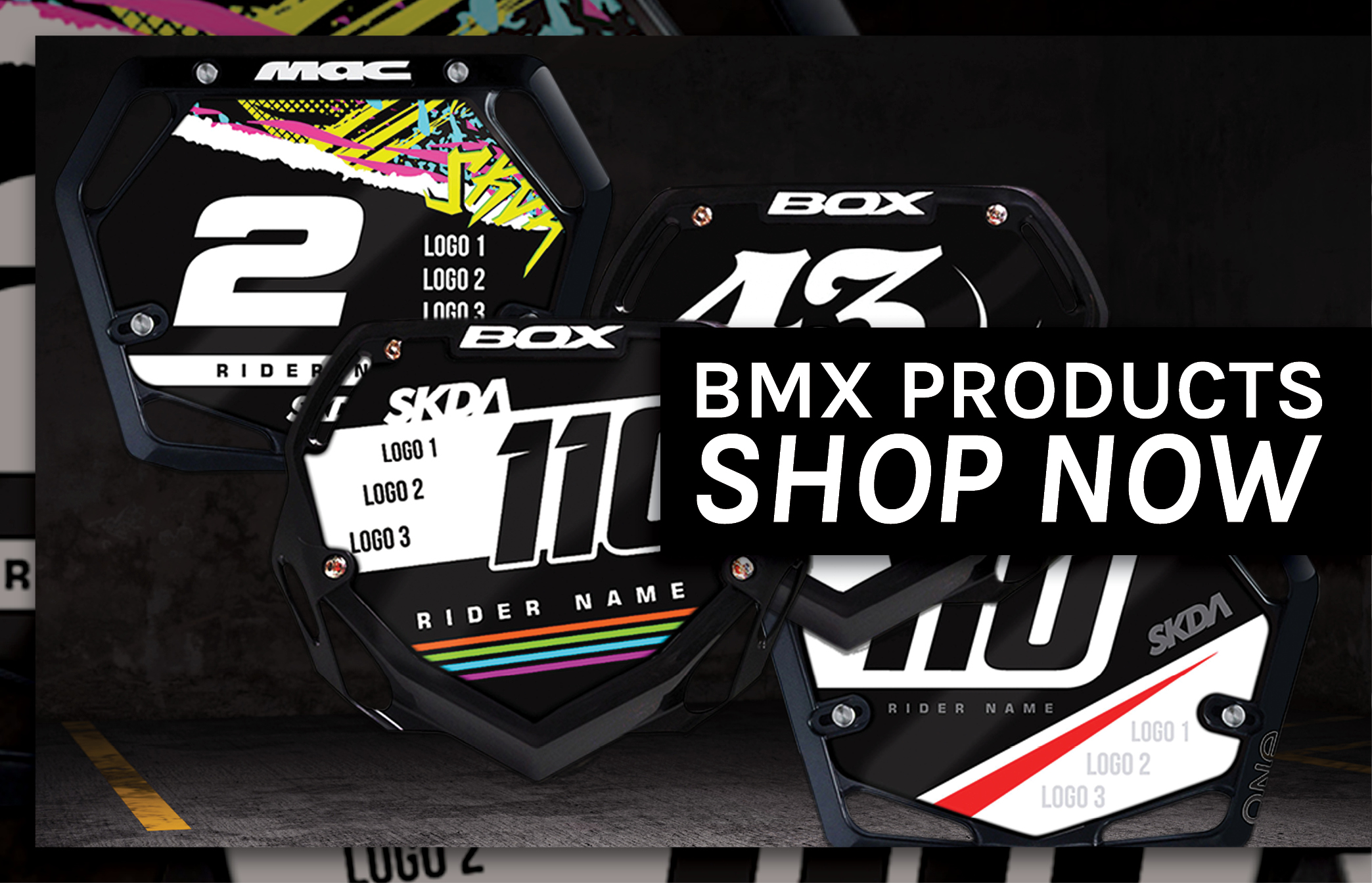 BMX PRODUCTS