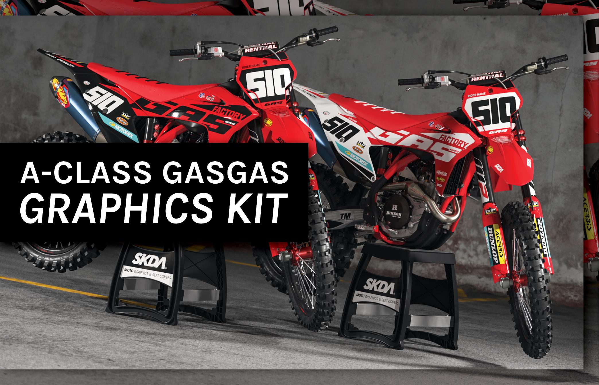 A-CLASS GASGAS