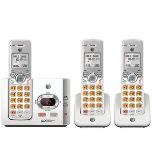 Att 3 Handset System With Answering