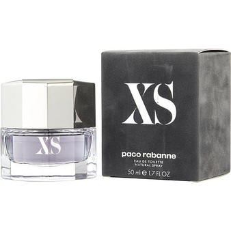 Xs By Paco Rabanne Edt Spray 1.7 Oz (new Packaging)