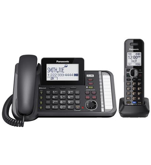 2-line Corded Cordless, Link2cell, Itad