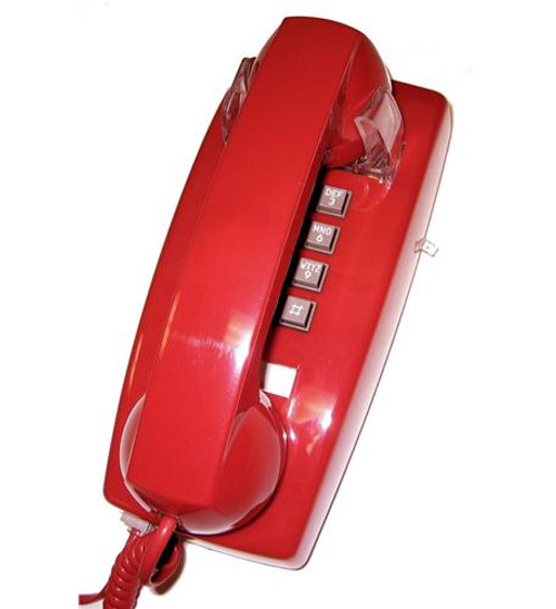 255447-voe-20md Wall Value Line Voe Red