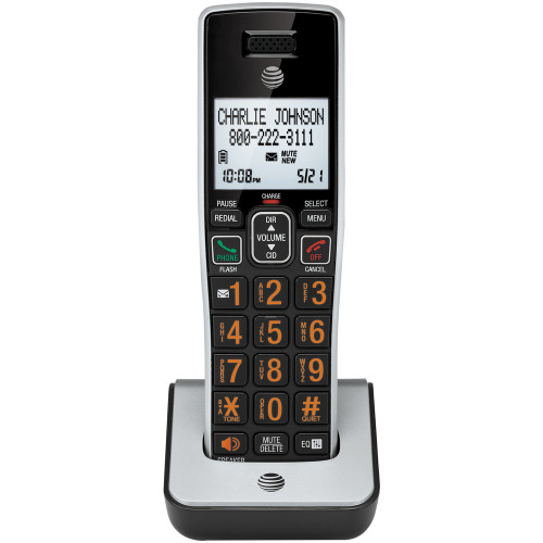At&t Attcl80113 Accessory Handset For Attcl82213 & Attcl83213