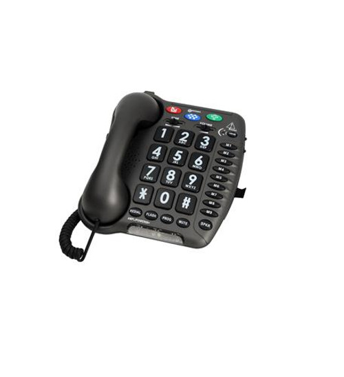 Multifunction Amplified Telephone