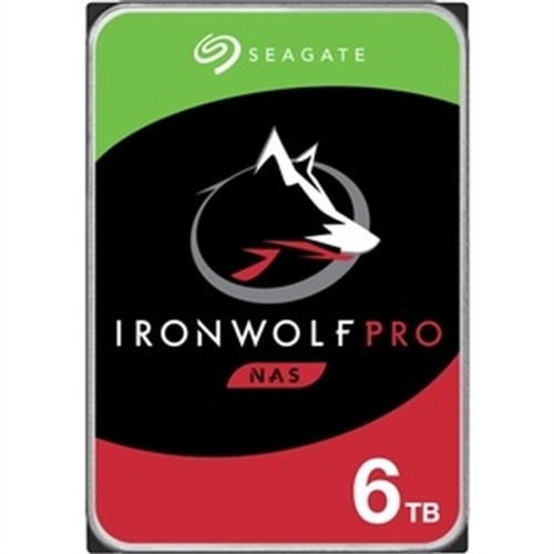 6tb Ironwolf Pro 3.5 Hdd 6gb