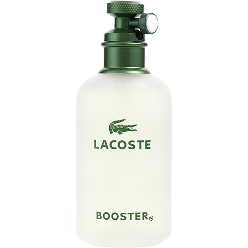 Booster By Lacoste Edt Spray 4.2 Oz *tester