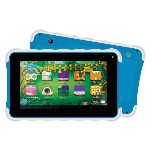 Supersonic(r) Sc-774kt - Blue 7-inch Tablet With Android Oreo Go And Bluetooth (blue)