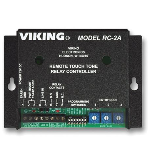 Remote Touch Tone Controller
