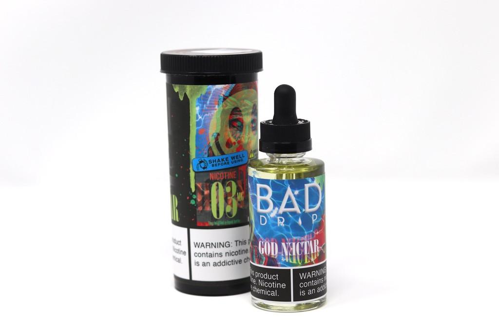 God Nectar - 60mL - Bad Drip Vape Juice