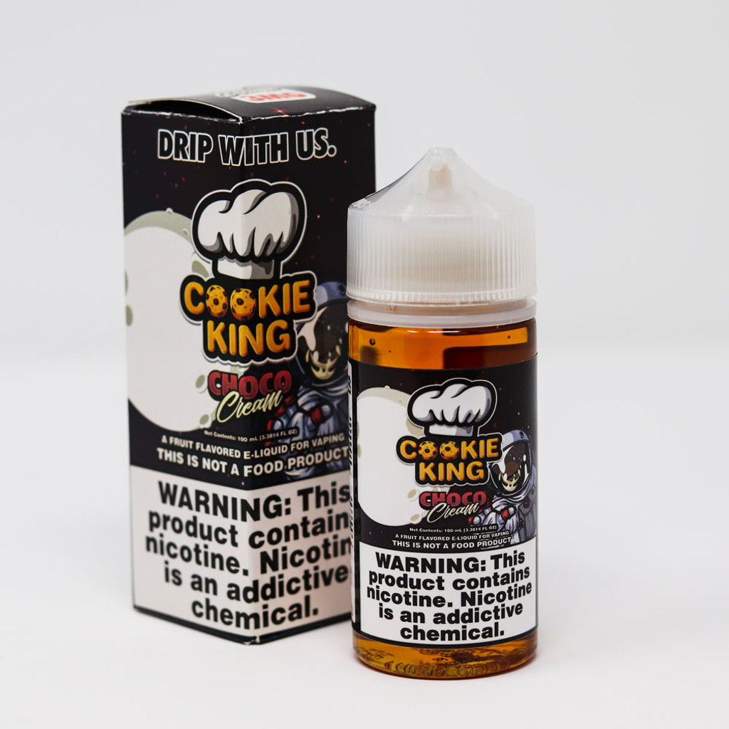 Choco Cream - Cookie King - 100mL