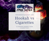 Is Hookah Worse Than Cigarettes?