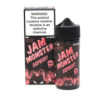 Raspberry - Jam Monster Vape Juice - 60mL