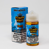 Swedish - Candy King Vape Juice - 100mL