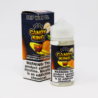 Peachy Rings - Candy King Vape Juice - 100mL