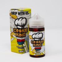 Cookie King - 100mL | Free Smoke Vape and Smoke Shop