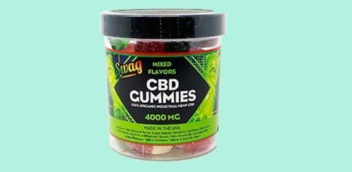 Swag CBD Gummies | Free Smoke Vape and Smoke Shop
