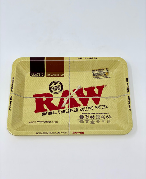 Raw Mini Rolling Tray | Free Smoke Vape and Smoke Shop