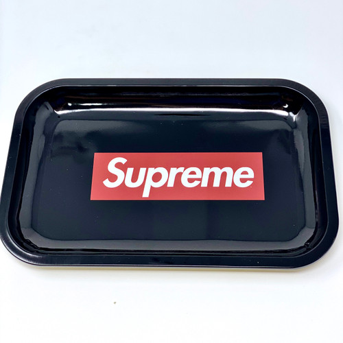 Supreme Small Rolling Tray | Free Smoke Vape and Smoke Shop