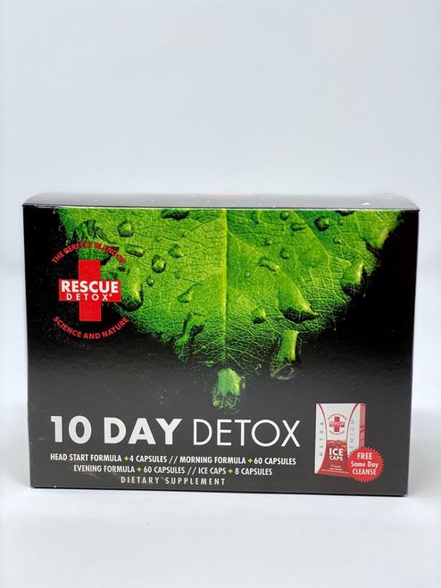 Rescue Detox 10 day   Free Smoke Vape and Smoke Shop