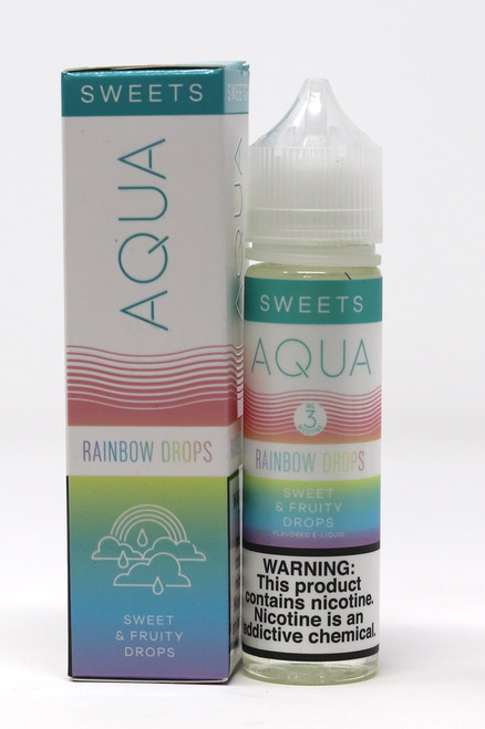 Rainbow Drops - 60mL - Aqua Fresh Vape Juice