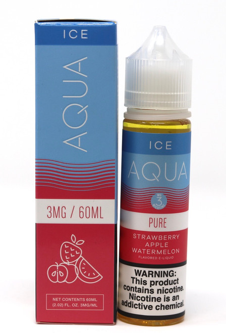 Pure - 60mL - Aqua Ice Vape Juice